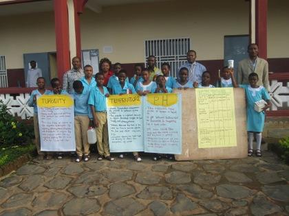 Presentation Cameroon